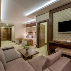 Akrones Thermal Spa Convention Hotel 5* Стандартный номер с различными типами кроватей фото 2