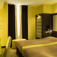 Отель Hôtel Courcelles Étoile комната для гостей фото 3