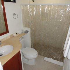 Отель Club Yebo Плая-дель-Кармен ванная фото 2