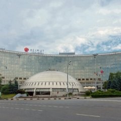 Гостиница Azimut Moscow Olympic парковка