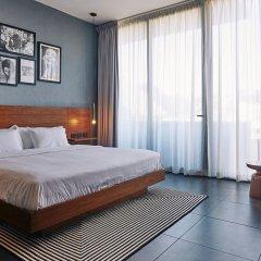Отель Marquee Playa Hotel Мексика, Плая-дель-Кармен - отзывы, цены и фото номеров - забронировать отель Marquee Playa Hotel онлайн комната для гостей фото 5