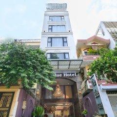 The Blue Hotel балкон