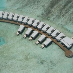 Отель Holiday Inn Resort Kandooma Maldives фитнесс-зал фото 4