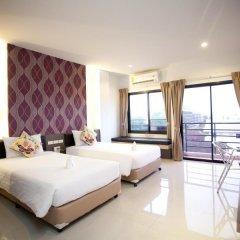 Chill Patong Hotel 3* Номер Делюкс с различными типами кроватей