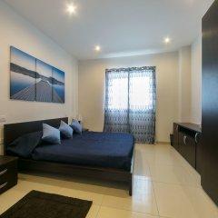 Отель InStyle Aparthotel Мальта, Сан Джулианс - отзывы, цены и фото номеров - забронировать отель InStyle Aparthotel онлайн комната для гостей фото 3