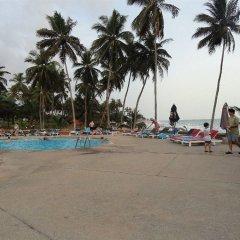 Отель Coconut Grove Beach Resort Гана, Шама - отзывы, цены и фото номеров - забронировать отель Coconut Grove Beach Resort онлайн бассейн