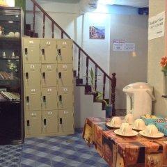 Euro Asia Hostel удобства в номере