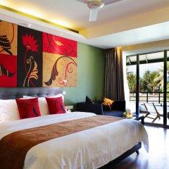 Отель Centara Ceysands Resort & Spa Sri Lanka 5* Стандартный номер с различными типами кроватей фото 10