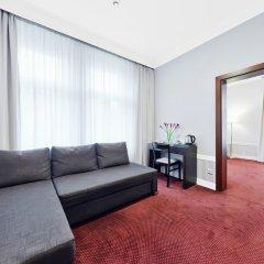 Отель La Boutique Hotel Чехия, Прага - 10 отзывов об отеле, цены и фото номеров - забронировать отель La Boutique Hotel онлайн комната для гостей фото 5