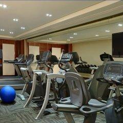 Отель Radisson Blu Jaipur фитнесс-зал