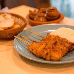 Pama House Boutique Hostel Бангкок питание