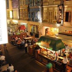 Royal Hostel Сингапур развлечения