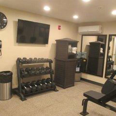 Отель Comfort Suites Hilliard Хиллиард фитнесс-зал фото 3