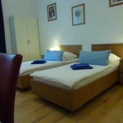 Апартаменты Lessing-Apartment комната для гостей