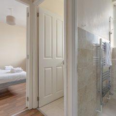 Отель 4 Bedroom Apartment in Battersea Великобритания, Лондон - отзывы, цены и фото номеров - забронировать отель 4 Bedroom Apartment in Battersea онлайн ванная