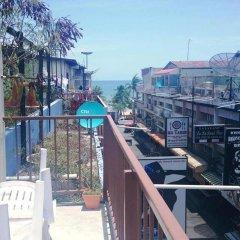 Sandman hotel and Sports bar балкон