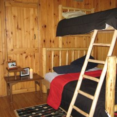 Отель Algonquin Eco-Lodge комната для гостей фото 2