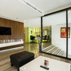 Отель Marvin Suites Бангкок комната для гостей