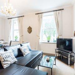 Отель CDP Apartments Knightsbridge Великобритания, Лондон - отзывы, цены и фото номеров - забронировать отель CDP Apartments Knightsbridge онлайн комната для гостей фото 4