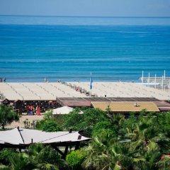 Aydinbey Kings Palace Турция, Чолакли - отзывы, цены и фото номеров - забронировать отель Aydinbey Kings Palace онлайн пляж