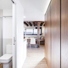 Отель Santa Ana Apartment by FlatSweetHome Испания, Мадрид - отзывы, цены и фото номеров - забронировать отель Santa Ana Apartment by FlatSweetHome онлайн комната для гостей фото 2