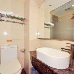 Отель Yuejia Business Hotel Китай, Шэньчжэнь - отзывы, цены и фото номеров - забронировать отель Yuejia Business Hotel онлайн ванная фото 2