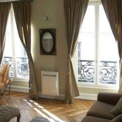 Отель Montorgueil Apartment Франция, Париж - отзывы, цены и фото номеров - забронировать отель Montorgueil Apartment онлайн комната для гостей фото 3