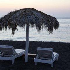 Отель Meltemi Village пляж