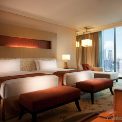Отель Marina Bay Sands комната для гостей фото 3