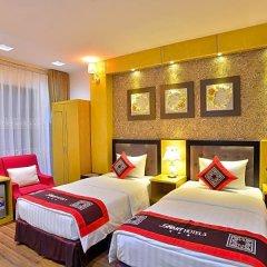 Отель Smart hotel 3 Вьетнам, Ханой - отзывы, цены и фото номеров - забронировать отель Smart hotel 3 онлайн комната для гостей фото 3