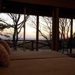 Отель Spa Greenness Минамиогуни приотельная территория