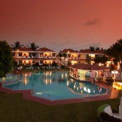 Отель Heritage Village Club Гоа помещение для мероприятий