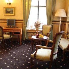 Отель Pod Veží Прага интерьер отеля