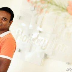 Отель Holiday Inn Resort Kandooma Maldives бассейн