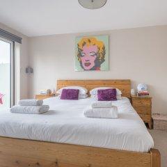 Отель Bright Family Home in Primrose Hill Великобритания, Лондон - отзывы, цены и фото номеров - забронировать отель Bright Family Home in Primrose Hill онлайн комната для гостей фото 3