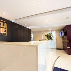 Отель Cubic Pratunam сауна