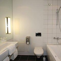 Отель Best Western Torvehallerne Дания, Вайле - отзывы, цены и фото номеров - забронировать отель Best Western Torvehallerne онлайн ванная