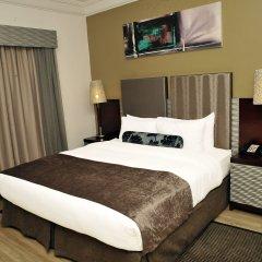 Protea Hotel Kuramo Waters Лагос сейф в номере