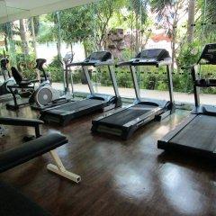Отель Nova Platinum Паттайя фитнесс-зал фото 3