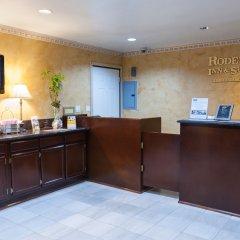 Отель Rodeway Inn & Suites Pacific Coast Highway США, Лос-Анджелес - отзывы, цены и фото номеров - забронировать отель Rodeway Inn & Suites Pacific Coast Highway онлайн интерьер отеля фото 3
