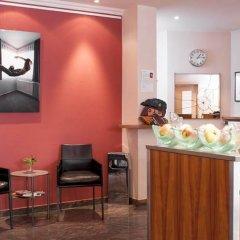 Отель Astor & Aparthotel Германия, Кёльн - отзывы, цены и фото номеров - забронировать отель Astor & Aparthotel онлайн интерьер отеля фото 2