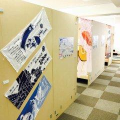 Отель 81's Inn Fukuoka - Hostel Япония, Хаката - отзывы, цены и фото номеров - забронировать отель 81's Inn Fukuoka - Hostel онлайн интерьер отеля фото 3