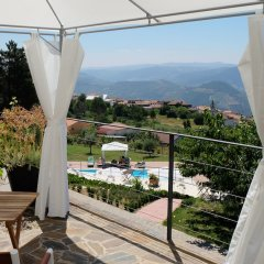 Отель Quinta Manhas Douro фото 17