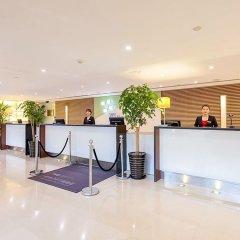 Отель Holiday Inn Vista Shanghai интерьер отеля фото 2