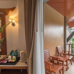 Отель Aonang Princeville Villa Resort and Spa балкон
