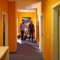 Отель LaLeLu Hostel Германия, Дрезден - 1 отзыв об отеле, цены и фото номеров - забронировать отель LaLeLu Hostel онлайн интерьер отеля