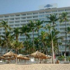 Hotel Elcano Acapulco Акапулько пляж фото 2
