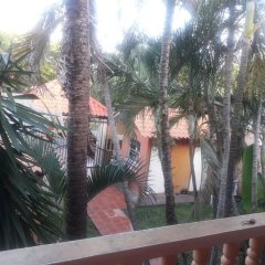 Las Vibras Hostel балкон
