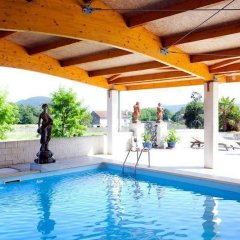 Отель San Román de Escalante бассейн фото 3