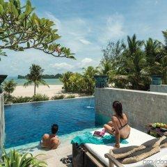 Отель Four Seasons Resort Langkawi Малайзия, Лангкави - отзывы, цены и фото номеров - забронировать отель Four Seasons Resort Langkawi онлайн бассейн фото 3